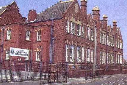 Grangetown Primary old school