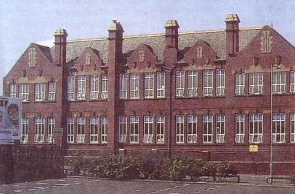 Grangetown Primary old school circa 1960s